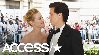 'Riverdale's' Cole Sprouse & Lili Reinhart Admit It Wasn't Quite Love At First Sight | Access