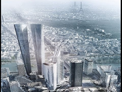 Future Paris 2016 18 Tallest Building Projects And Proposals Youtube