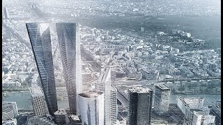 Future Paris : 2016-18 Tallest Building Projects and Proposals