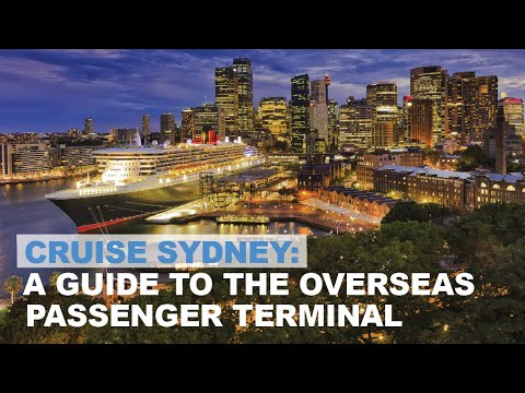 Your Guide To The Overseas Passenger Terminal