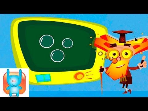 Фиксики мыльные пузыри - Обзор детской игры про Фиксиков
