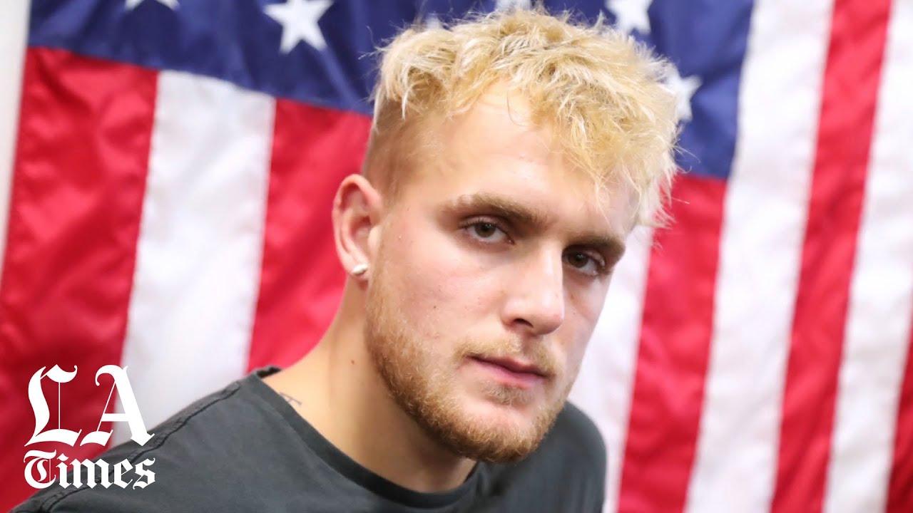 SWAT team helps FBI serve search warrant at YouTuber's Jake ...