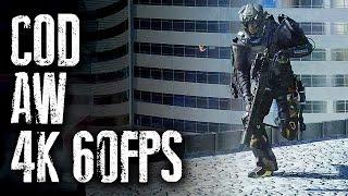 COD ADVANCED WARFARE (PC) #2 - Capturado a 4K (3840x2160) y 60 fps... MEJOR IMPOSIBLE!!!