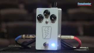 JHS Superbolt Overdrive Pedal Demo - Sweetwater Sound