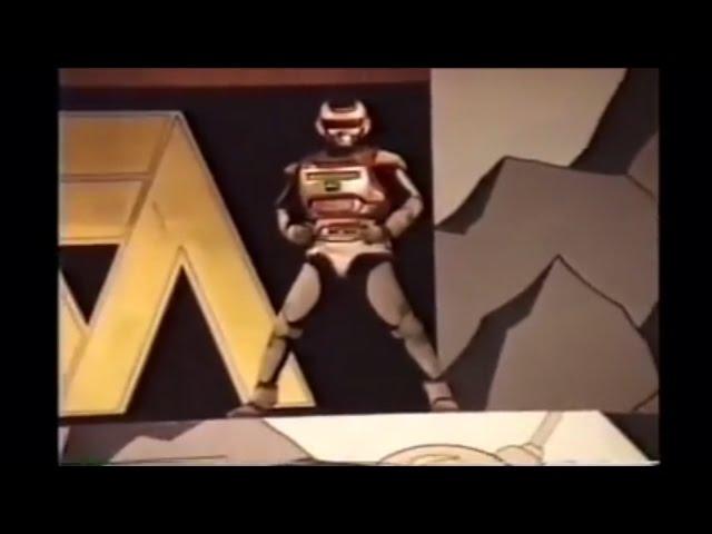 Jaspion & Shaider com Spielvan & Flashman (Live Show -1986)