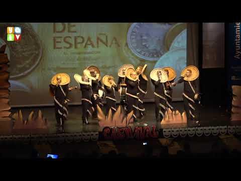 Tu cara me suena Chirigota de Algeciras Carnaval 2020