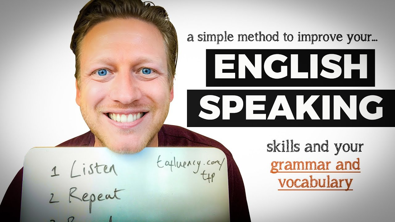 How to Improve Your English Speaking Skills forecasting