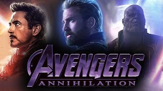 Avengers 4 *LEAKED* TRAILER FULL DESCRIPTION & BREAKDOWN