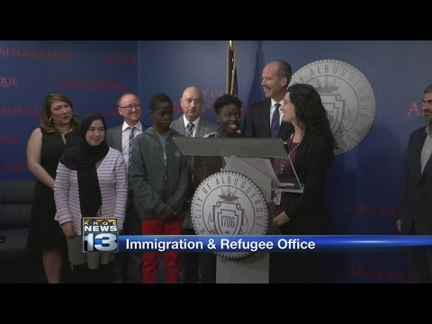 New department aims to help immigrants, refugees in Albuquerque