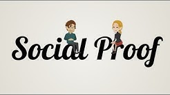 The Social Proof Principle   The Six Principles of Influence