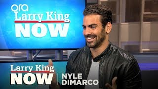 Could we ever see Nyle DiMarco on 'The Bachelor'?