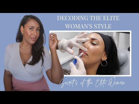 Secret's of The Elite Woman - Week #4 - Decoding The Elite Woman's Style | School of Affluence