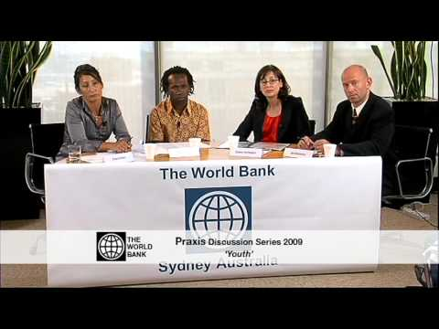 World Bank Praxis Discussion Series: Youth