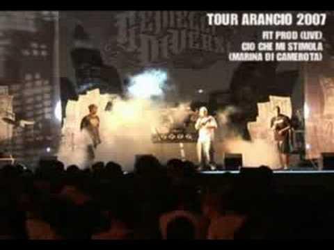 FIT PROD LIVE (MARINA DI CAMEROTA) CIO CHE MI STIMOLA