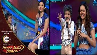 Sachin Shayaris Amuses Tamannaah Bhatia and Esha Gupta - DID L'il Masters Season 3