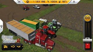 Fs14 farming simulatör 2014 / para kazanmak / earn money / # 373 HD /