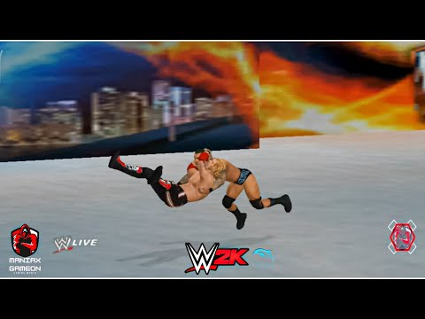 WWE '13 WII Top 10 Stolen Finisher BeatDown! | Android