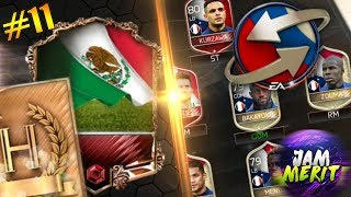 2X NATIONAL HEROES PACKS , EXCHANGE POINT SBC & IMPORTANCE OF FRANCE   FIFA Mobile WC 2018 #11