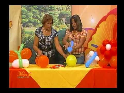 186 indira cruz una idea para decorar en las fiestas de - Decoracion de cumpleanos infantiles ...