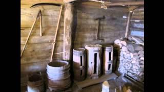 видео Музей деревянного зодчества им. В. П. Грошева