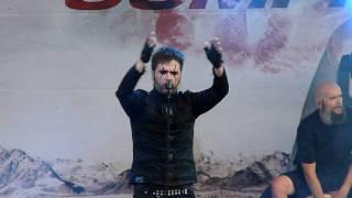 Oomph Auf Kurs akustisch live beim Blackfield 2010