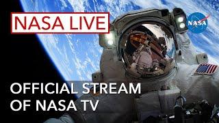 Nasa Live : Official Stream of Nasa TV - Part 1