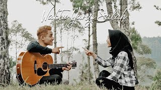 Gambar cover Fiersa Besari ft Tantri - Waktu Yang Salah (Short Movie Cover)