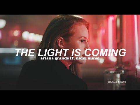 Ariana Grande - The Light Is Coming ft. Nicki Minaj (Traducida al español)