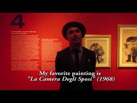 'El joven maestro, Botero': interview with curator Christian Padilla