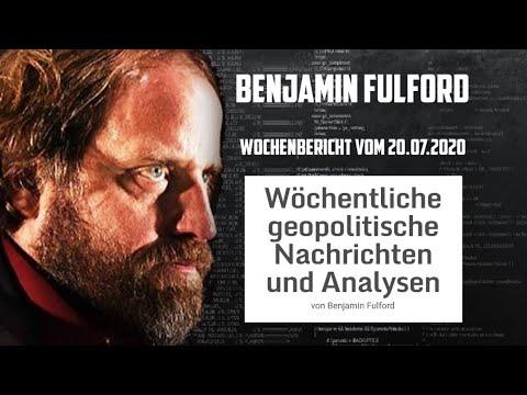 Benjamin Fulford: Wochenbericht vom 20.07.2020