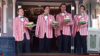 Lida Rose - Dapper Dans of Disneyland - Fruit Cart - 2012 Holidays