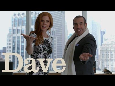 Suits Briefs: Patti   Dave