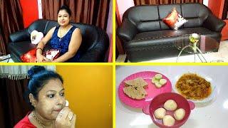 বাড়ির জন্য কিনলাম বড় একটা জিনিষ – দেখলে চমকে যাবে😂 Best Skincare for Glowing Skin👌 Bengali Vlog