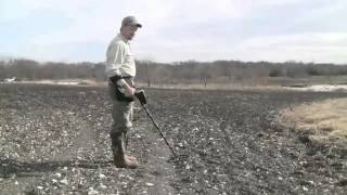 Garrett AT PRO. Частоты и «балансировка почвы».
