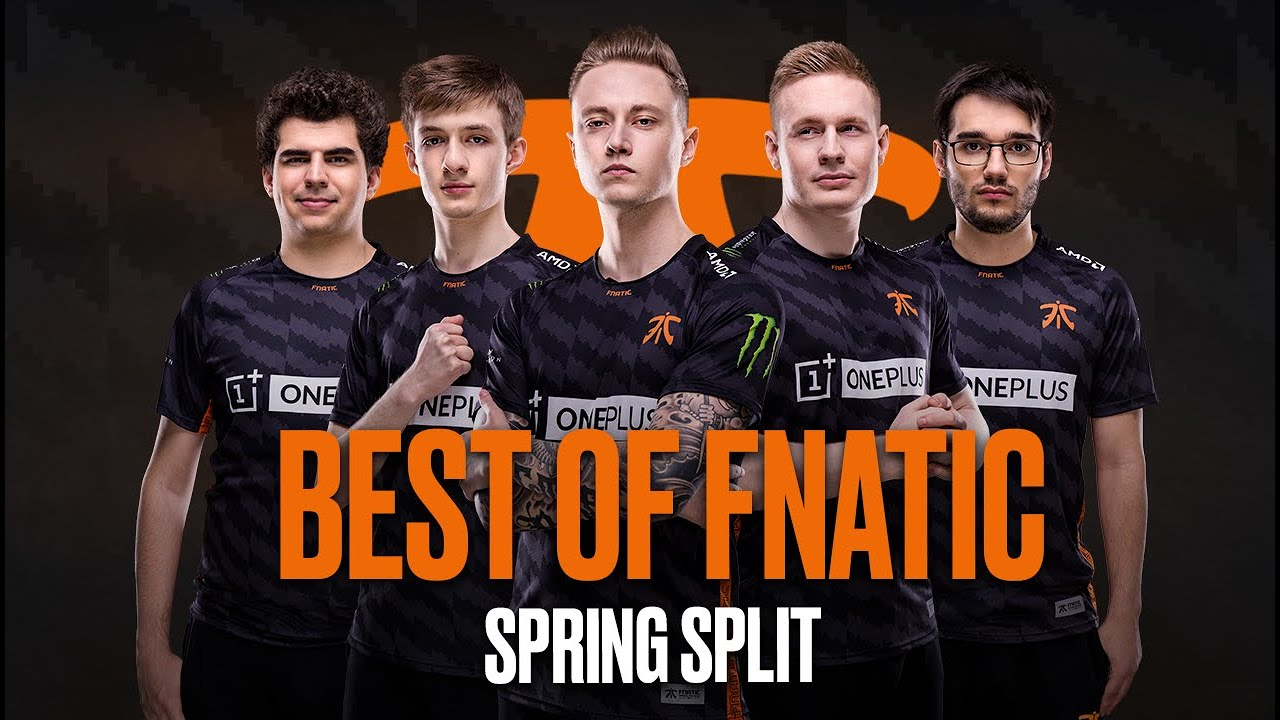 Best of Fnatic | LEC Spring Split 2019 - YouTube