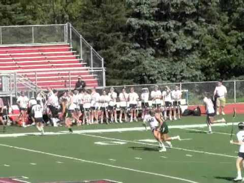 Amanda Casten - 2012 Highlights (Sophomore Season) - Red Bank Catholic High School