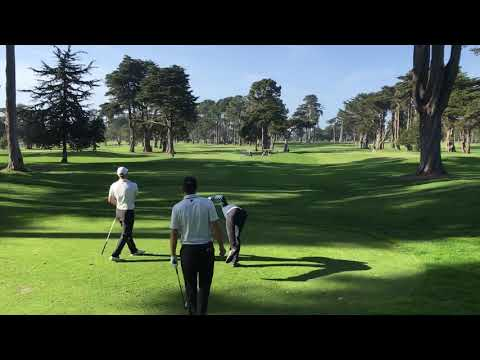 Nevada Golf Team at TPC Harding Park