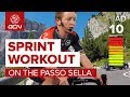 HIIT Indoor Cycling Workout   25 Minute Sprint Intervals