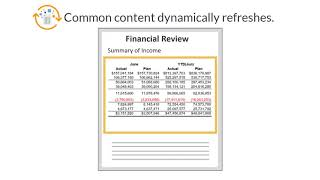Overview: Tour of EPM Cloud Narrative Reporting video thumbnail