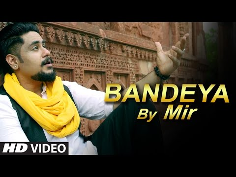 Bandeya (Full Video Song) Mir | Zenif | Latest Hindi Song 2016 | T-Series