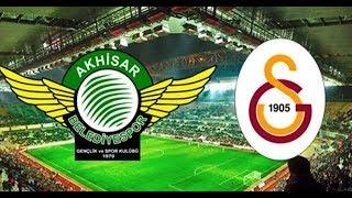 Akhisar Belediyespor 3-0 Galatasaray Maç Özeti Ve Goller 23/09/2018