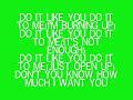 Do it - Nelly Furtado Lyrics