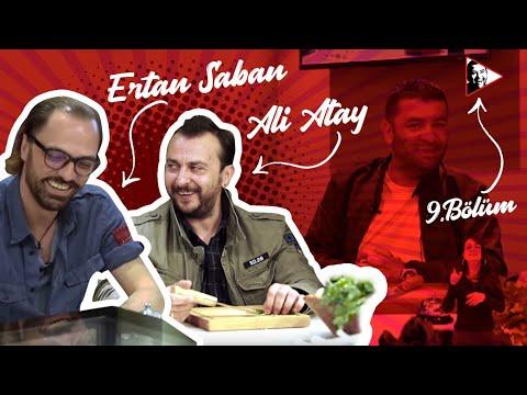 Bülent Şakrak'la Tezgah'a Geldik Bölüm 9 - Ali Atay - Ertan Saban