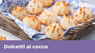 I dolcetti al cocco sono dei morbidi e fragranti bocconcini, che si...