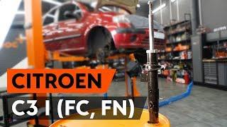 Manual de taller Citroen C3 Aircross descargar