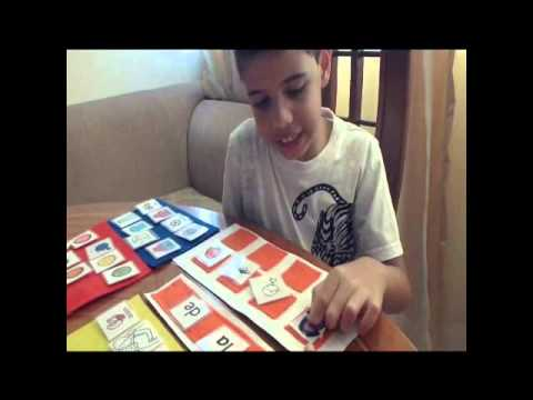 Actividades Para Ninos Con Autismo 6 Youtube