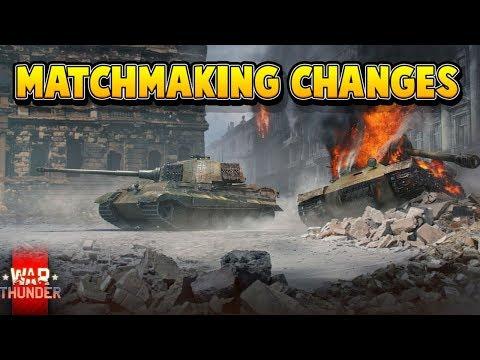 war thunder matchmaking battle rating
