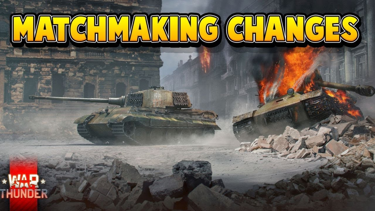 War thunder matchmaking exploit