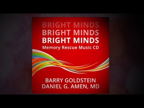 Music for BRIGHT MINDS CD
