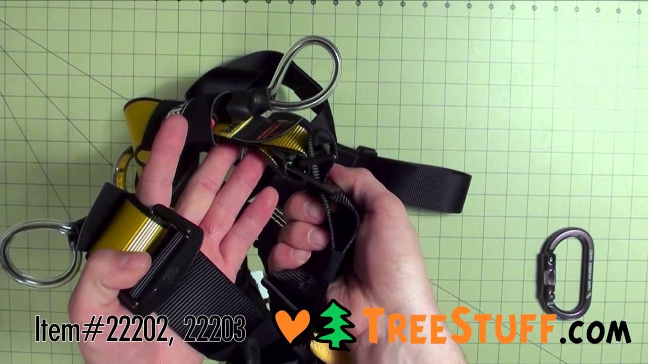 maxresdefault petzl newton fall arrest harness treestuff com 360 view youtube